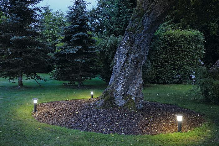 Binnenverlichting Slaapkamer Verlichting : Tuinspots - licht in ...
